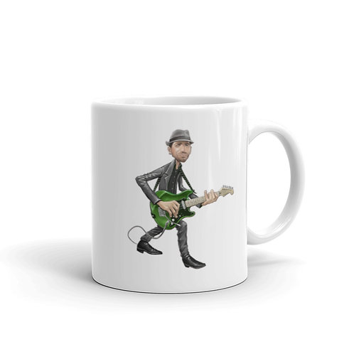 Suit Up And Play Your Guitar Mug