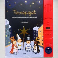 Tiernapojat – Soiva joulukirja koko perheelle, Tammi Publishers, 2015
