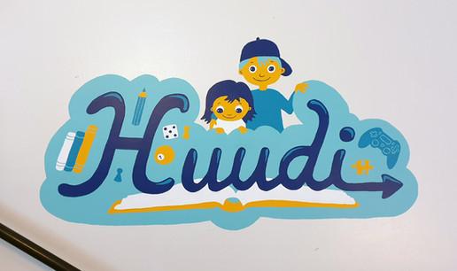Huudi painting