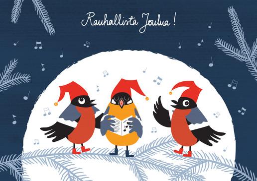 Season's Greeting cards, Karto, 2015