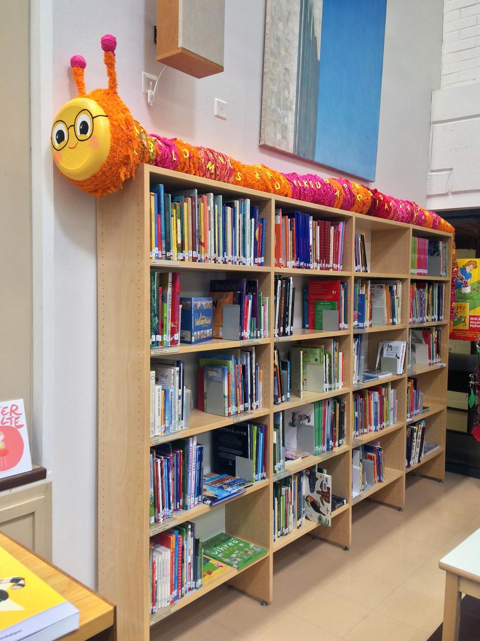 Vaasa Suvilahti Library, 2016