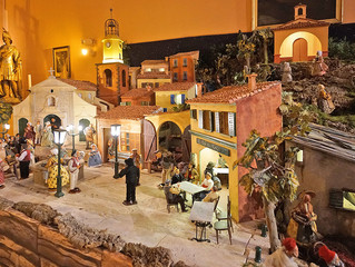 Programme de Noël à Saint-Tropez