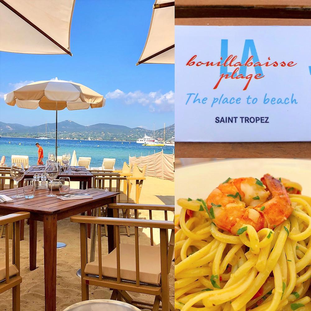 Restaurant amiral sainte-maxime, port sainte-maxime