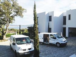 surveillance villa grimaud beauvallon services