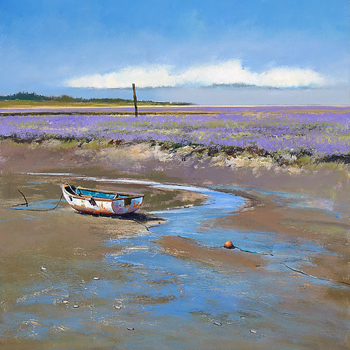 MS033 Boat at Brancaster