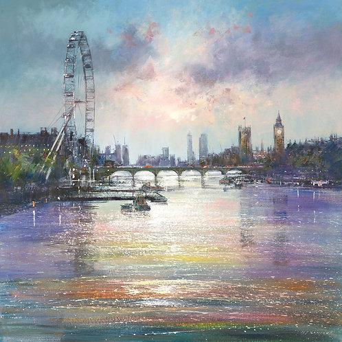 MS089 London Eye