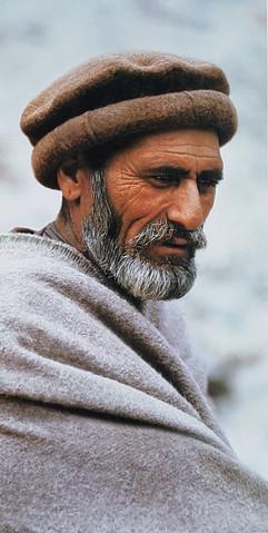 Afghani Portrait