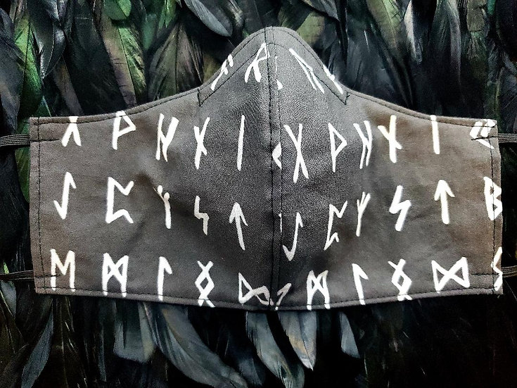 Rune Face Mask