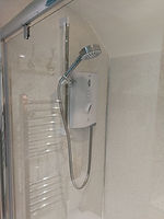 Mira Air Boost Electric Shower