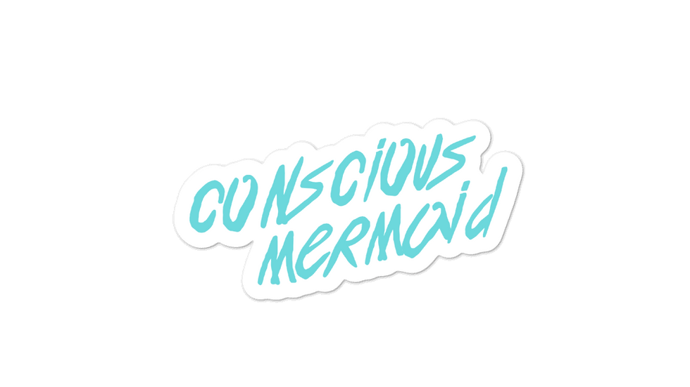 Conscious Mermaid x Stickers