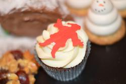 elf cupcakes