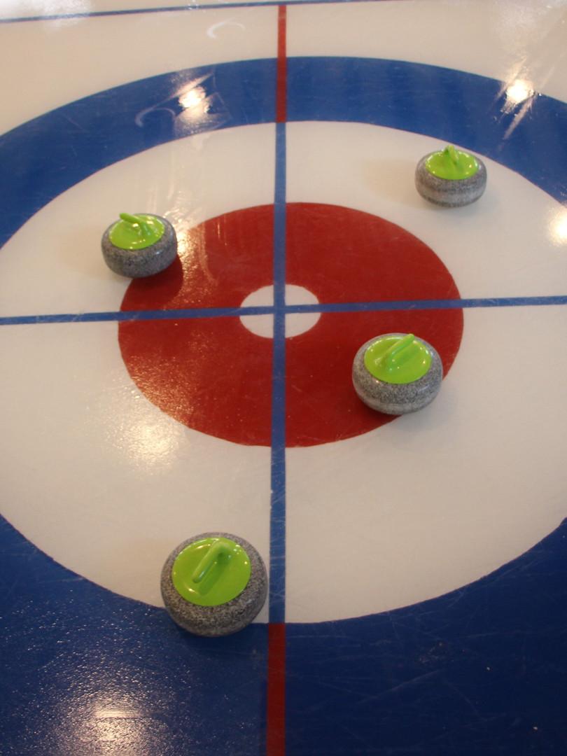 Buz Pisti / Curling Sporu
