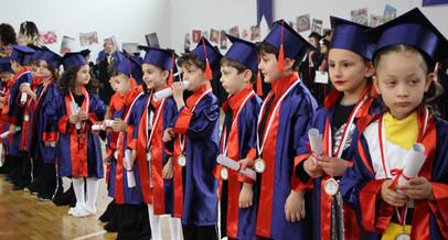 İlköğretim Mezuniyet & Yıl Sonu Konseri /  Graduation & End of Year Concert -13 Mayıs 2018
