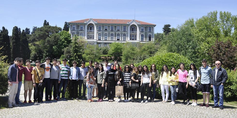 Üniversite tanıtım Günleri- Trabzon