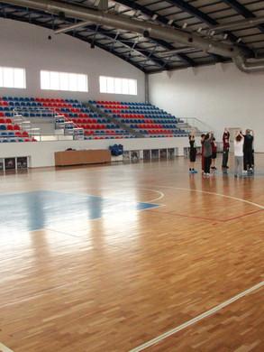 Çok Amaçlı Spor Salonu