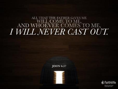 "The Seven ""I Wills"" of Jesus"