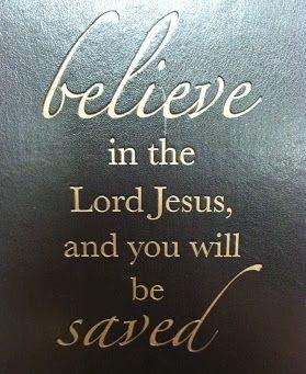 Salvation - Believe