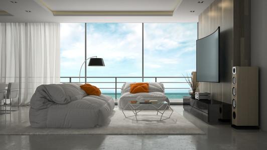 interior-of-modern-design-room-3d-render