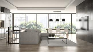 interior-of-the-modern-design-loft-with-