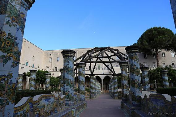 Complesso Monumentale Museo di Santa Chiara, Napoli
