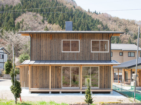 発酵住宅®︎のHPとinstagramを開設しました!