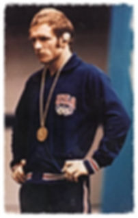 Dan Gable- Most dominate wrestler of all time.