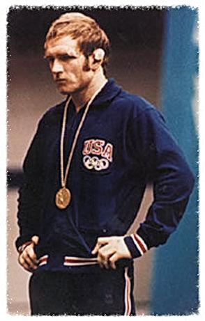 Dan Gable- Most dominate wrestler of all time.