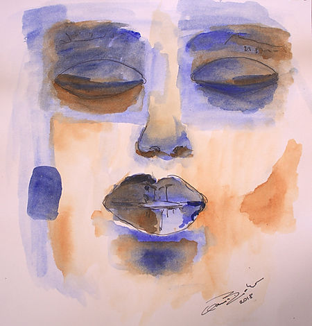 Aquarell_on_PaperClaudiabucher-malerei.c