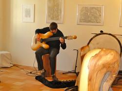 Manuel Bannwart, Musik
