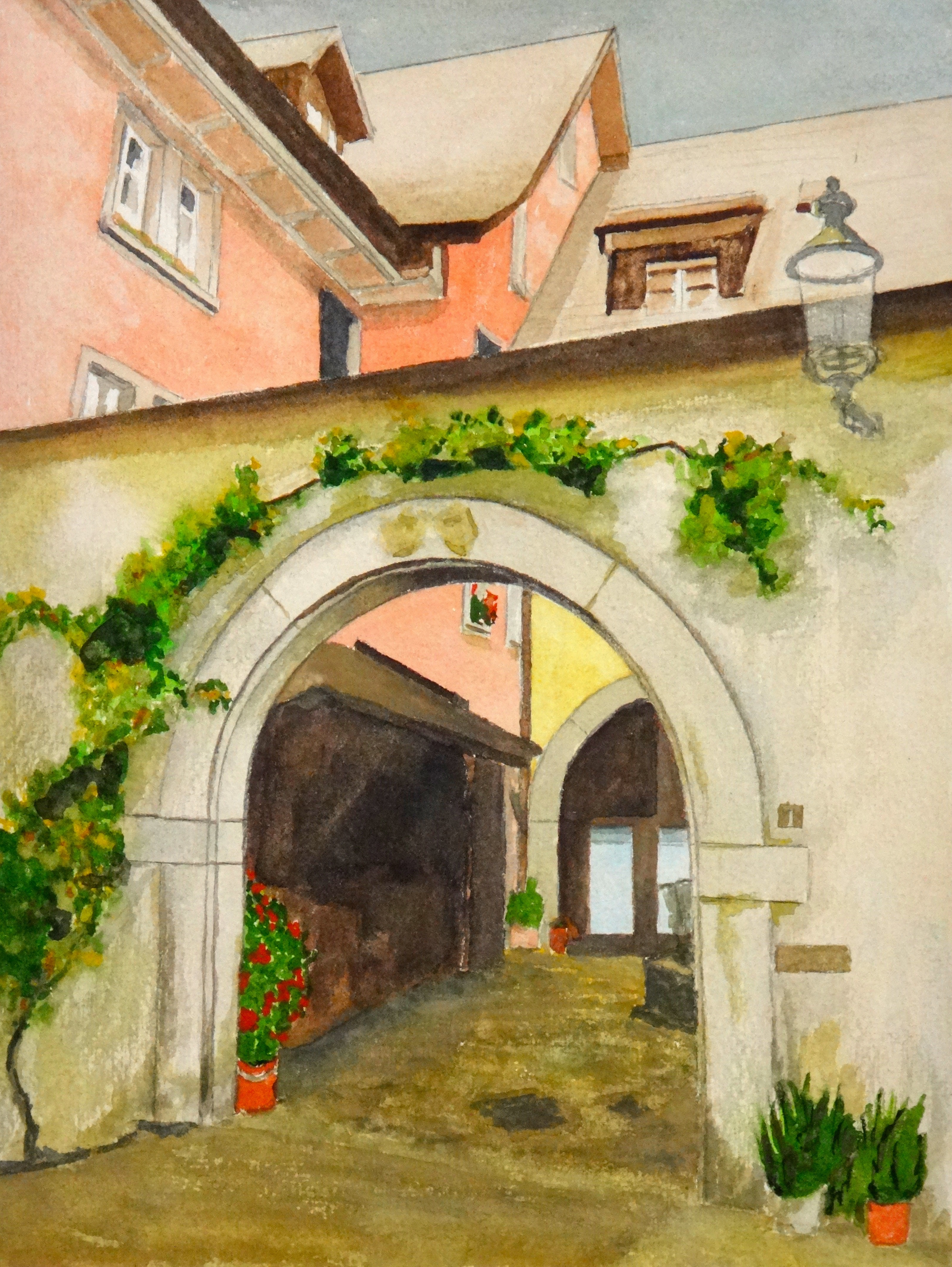Schlossergasse Bremgarten