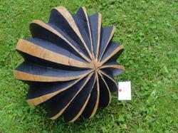 Ruschy, Edelkastanienholz, verkauft