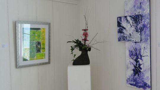 Vase Ruschy, Bilder Andrea Teufer