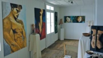 Ruschy, Bilder und Skulpturen