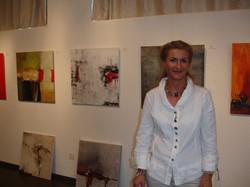 Sibylle Kramer mit Bildern