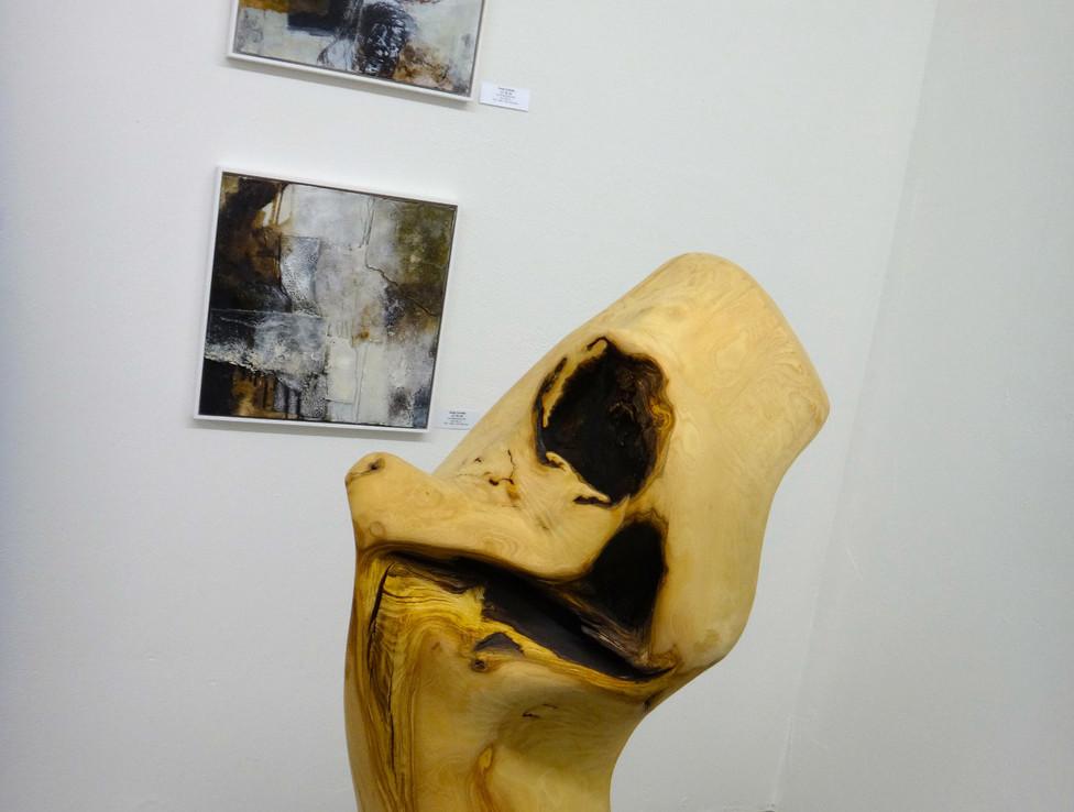 Meine Skulptur mit Bildern