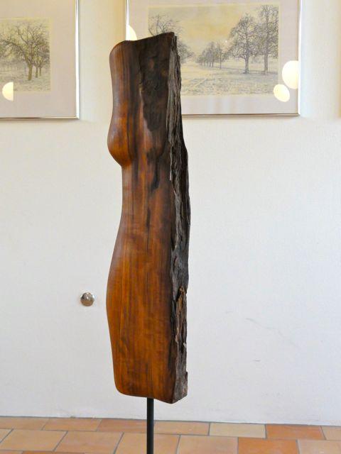Ruschy, Birnbaumskulptur, verkauft