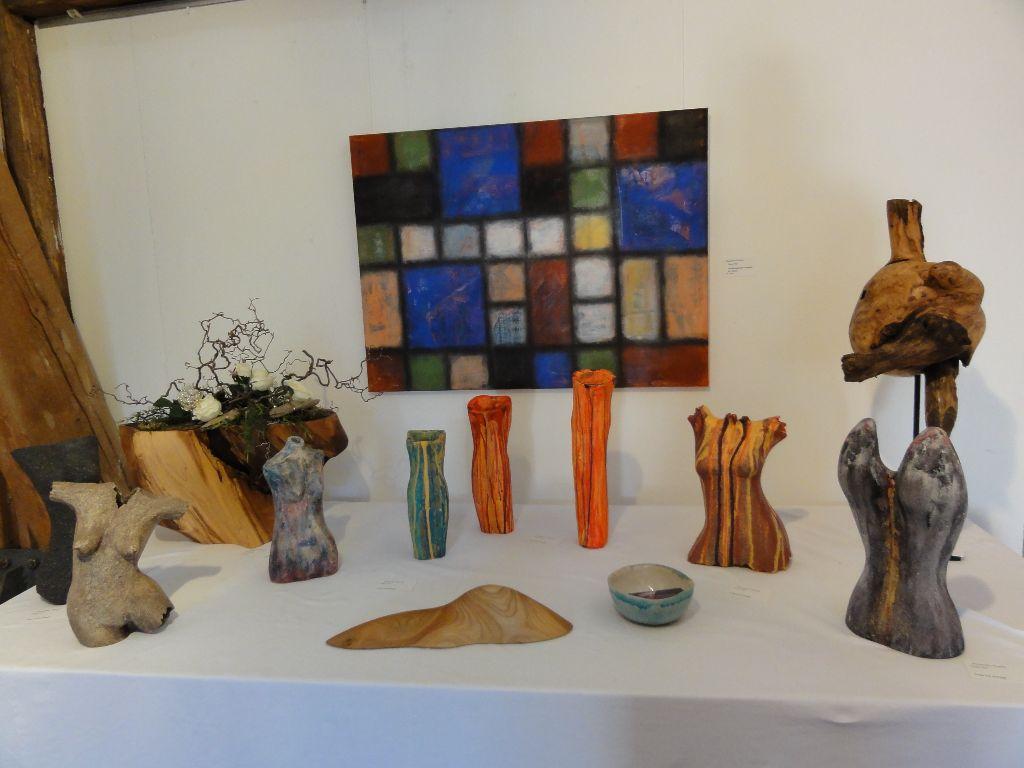 Ruschy, Kramik und Bild