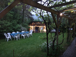Gartenhaus m. Bildern, Elke Delimar