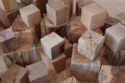 Hausmann Ruschy, Verschiedenes Holz