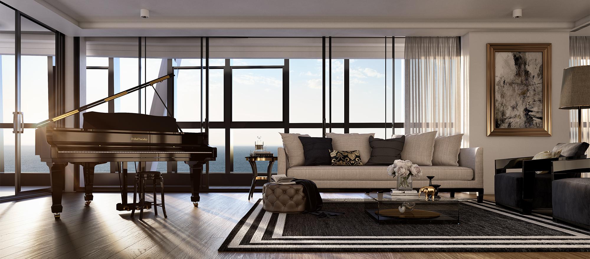 interior - living 2