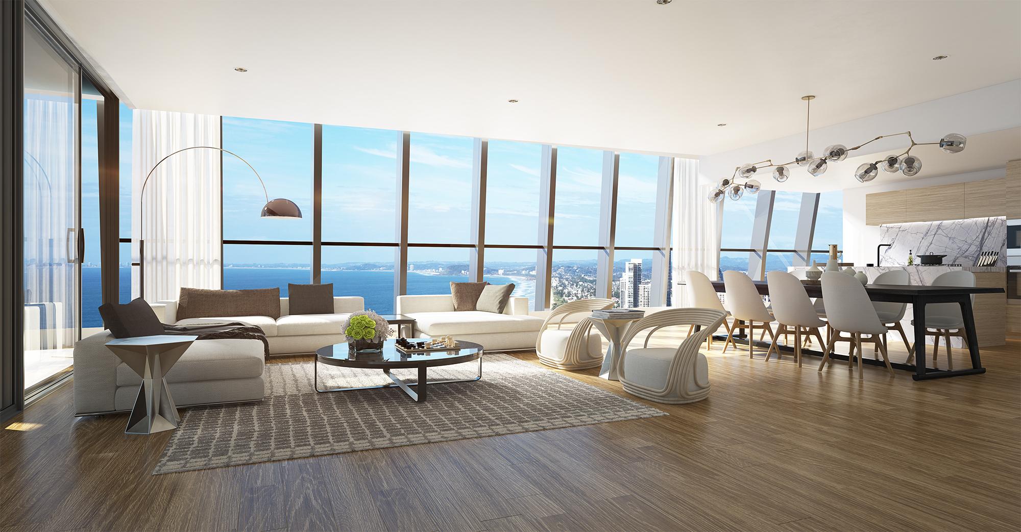 interior - living a