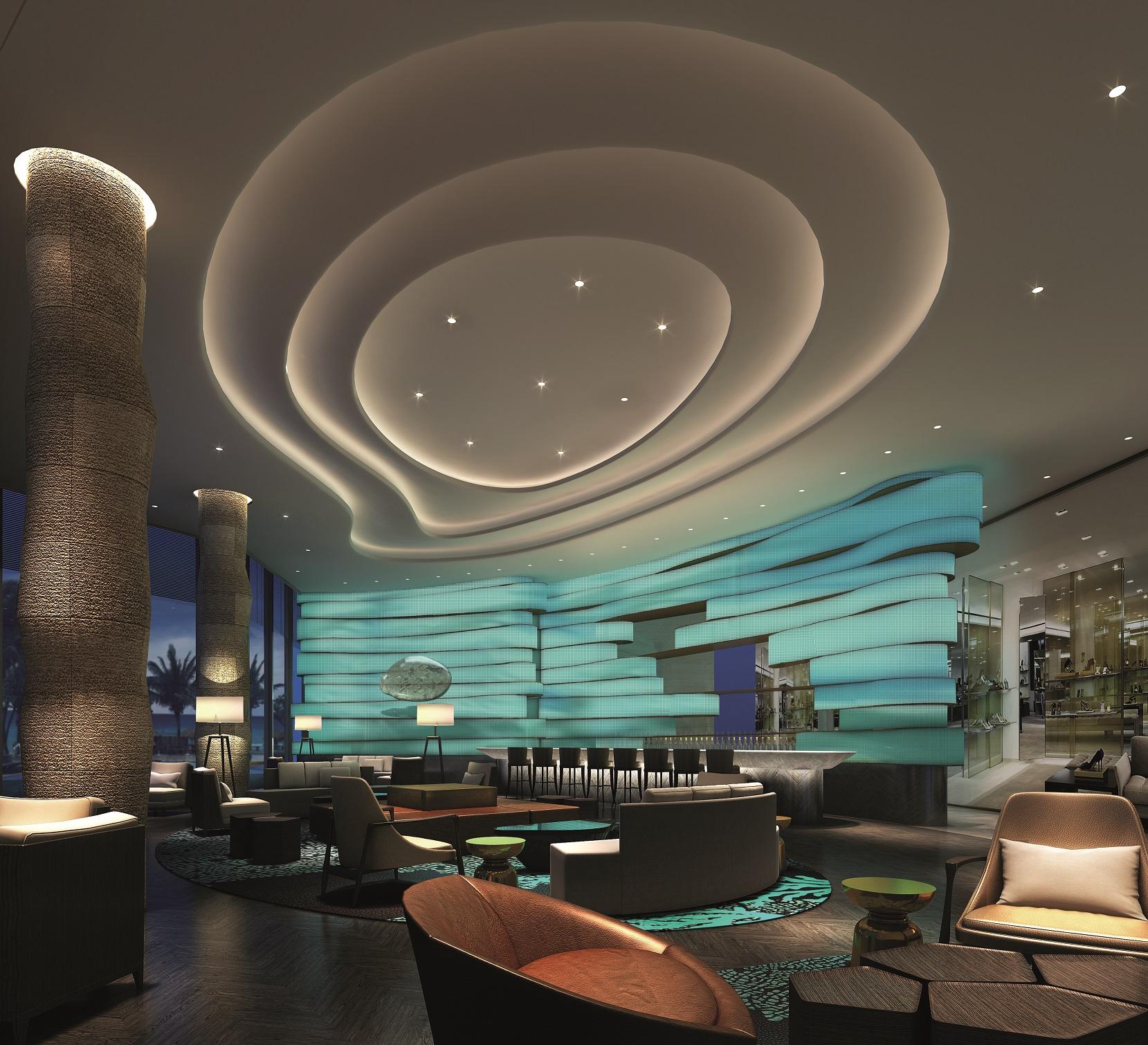 amenity - lobby bar