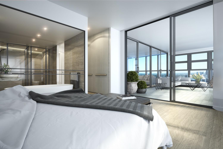 interior - bedroom a