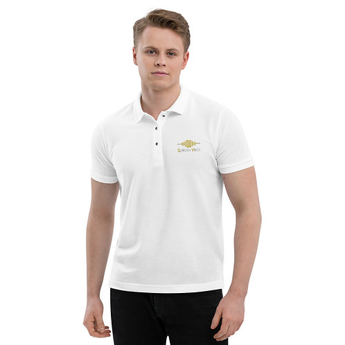 Quraish Voice Men's Premium Polo