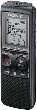 Sony ICD-PX820 مسجل رقمي