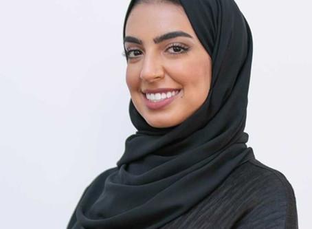 """المذيعة الإماراتية أمل المعيني تنضم لفريق إعداد بودكاست """"صباحو"""""""