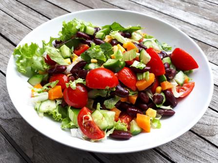 Kırmızı Fasulye Salatası