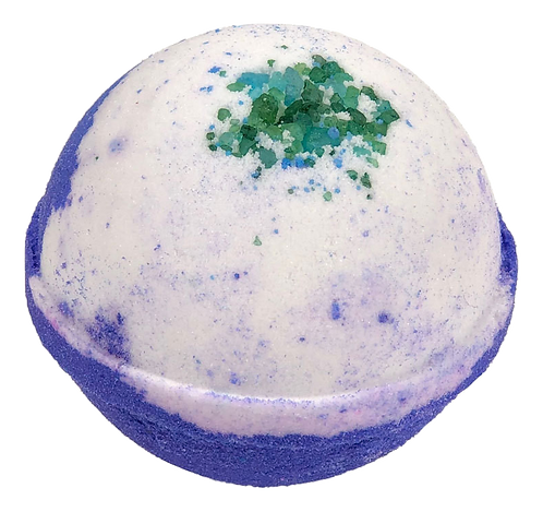Lavender Mint Bath Bomb.