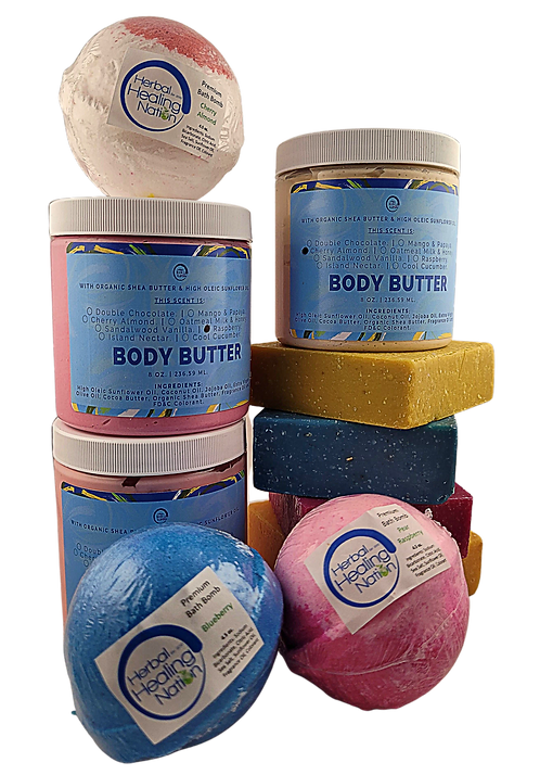Give It All To Me Fruity & Sweet Bundle.