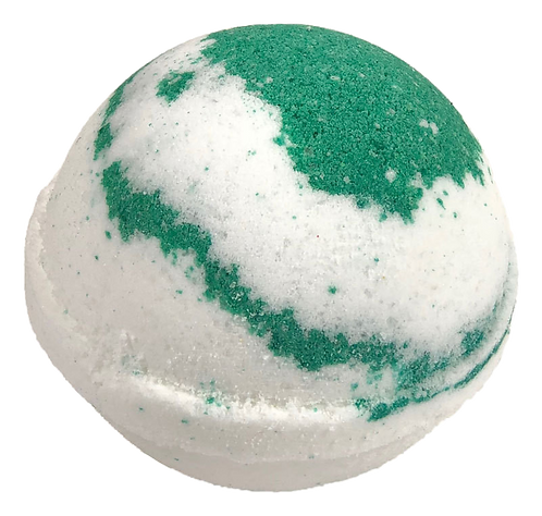 Green Clover & Aloe Bath Bomb.